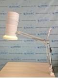 Лампа доработанная светодиодная «LED IK-X» на струбцине