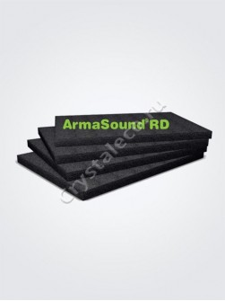 Дополнительная шумоизоляция корпуса вентилятора 1 ArmaSound RD