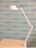 Лампа доработанная светодиодная «LED K-5X» на струбцине
