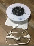 Встраиваемый пылесос для маникюра «CRYSTAL ECO Compact» 65 Вт
