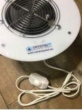 Встраиваемый пылесос для маникюра «CRYSTAL ECO Compact» 65 Вт с отводом