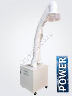 Вытяжка для кератина и карбона «CRYSTAL ECO Keratin Power Base»