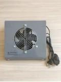 Настольный пылесос для маникюра «CRYSTAL ECO Compact» 65 Вт, серый