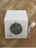 Настольный пылесос для маникюра «CRYSTAL ECO Compact» 65 Вт, белый